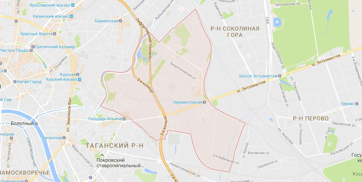 Адвокат Лефортово